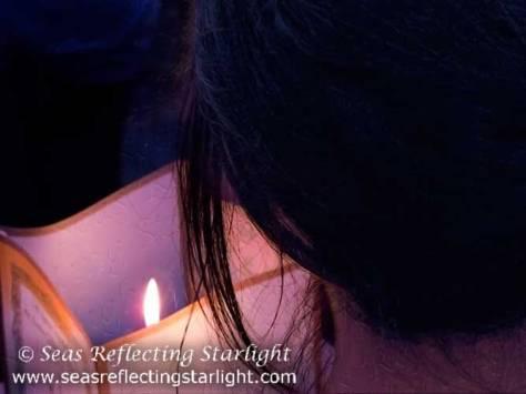 Kinship Memorial Lantern by Seas Reflecting Starlight